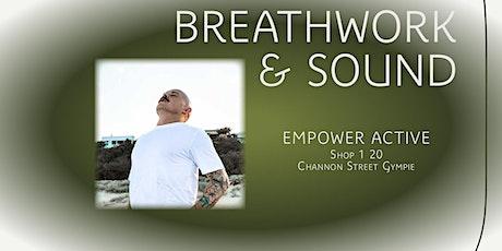 Create Flow Breathwork Gympie tickets