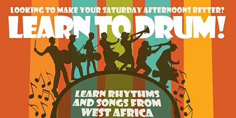 Learn to Drum with Djugdjug Ensemble! tickets