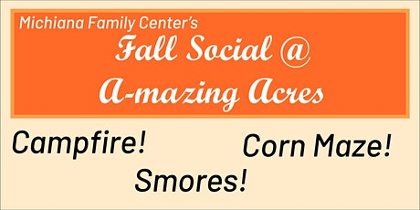 Fall Social at A-mazing Acres tickets