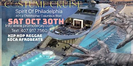 2021 Halloween Midnight Costume Dinner Cruise Spirit of Philadelphia tickets