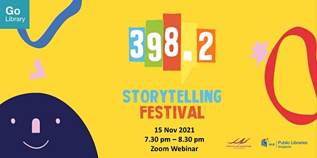 Together We Can! [398.2 Storytelling Festival 2021] tickets