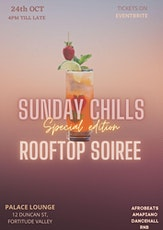 Sunday Chills(Rooftop) tickets