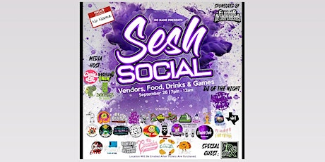 Sesh Social by No Name tickets