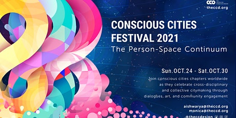 Awareness to Action  for Conscious Cities Festival tickets