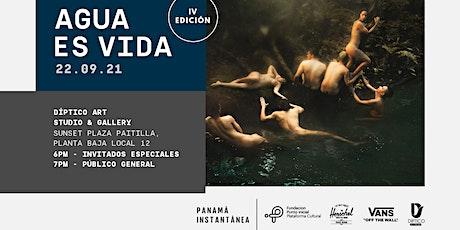 """Expo """"Panamá Instantánea"""" 2021 entradas"""