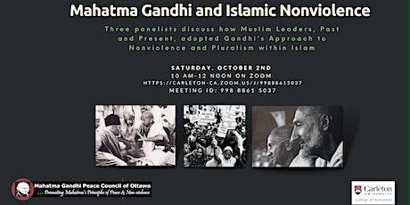 Mahatma Gandhi and Islamic Nonviolence tickets