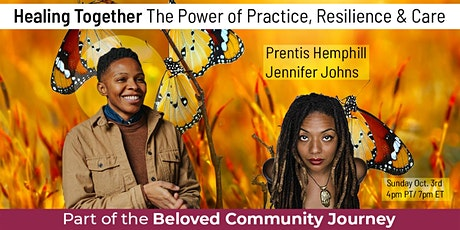 Healing Together: The Power of Practice, Resilience & Care tickets