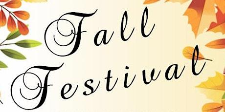 Community Fall Harvest Festival tickets