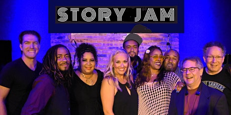 Story Jam is Seven - LIVESTREAM tickets