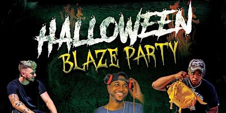 Halloween Blaze Party tickets