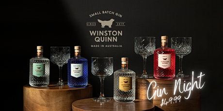 Exclusive Gin Tasting Event tickets