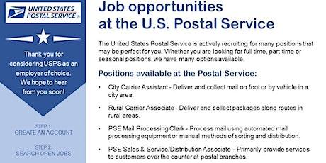 United States Postal Service Northern Nevada Job Fair tickets