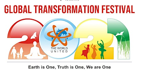 The Global Transformation Festival Tickets