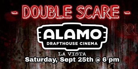 Alamo - Double Scare tickets