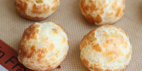 French Choux Pastry tickets