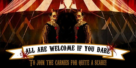 Welcome to the Freak Show Extravaganza tickets