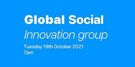 Global Social Innovation Meet Up - Bloom! billets