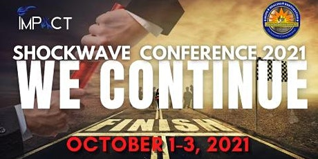 Impact Shockwave Conference 2021 tickets