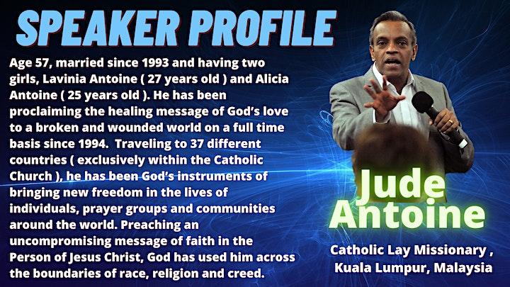 Jesus Heals image