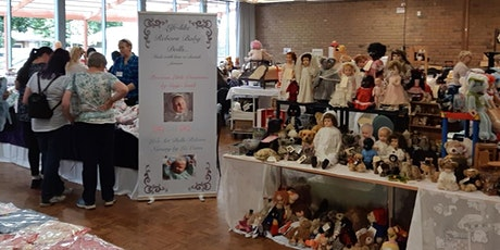 South Australian Doll Guild - Doll and Bear Show tickets
