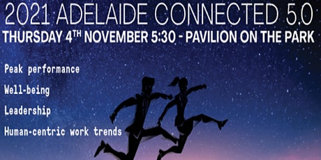 Adelaide Connected (AC) 5.0 - Thursday 4 November 2021 tickets