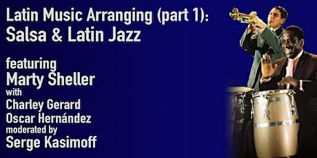 Latin Music Arranging (part 1): Salsa & Latin Jazz tickets