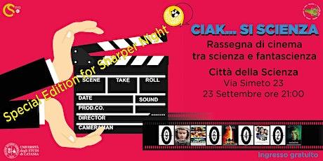 CIAK... si scienza! biglietti