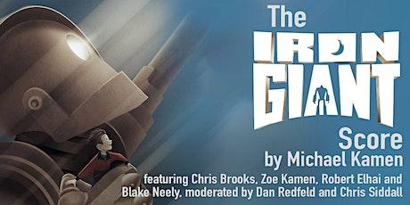 """The Iron Giant"" Score by Michael Kamen tickets"