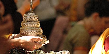 OCT 09 -10: Guru Yoga Mandala Offering Retreat (Unguided) tickets