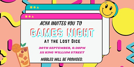 Games Night! tickets