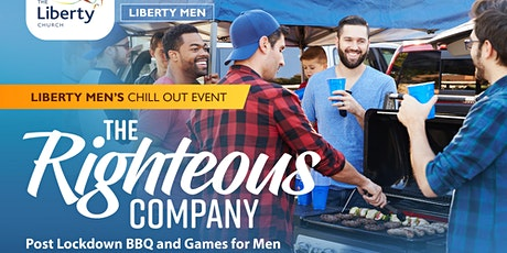 Liberty Men's Chill Out BBQ & Games 2021 tickets