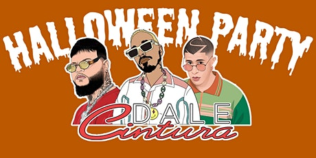 DALE CINTURA presents: Halloween Party ! (Reggaeton Y Mas) 21+ tickets