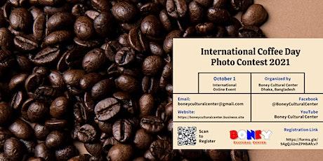 International Coffee Day Photo Contest 2021 tickets