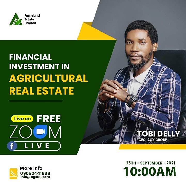 Financial Investment in Agricultural Real Estate image