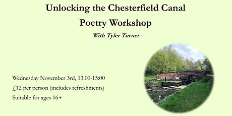Unlocking the Chesterfield Canal tickets