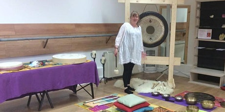 Sound Healing Meditation Bath (Angelic  & Earthly Sounds) in Connemara tickets