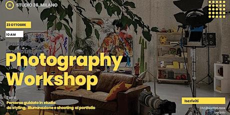 Photography Workshop biglietti