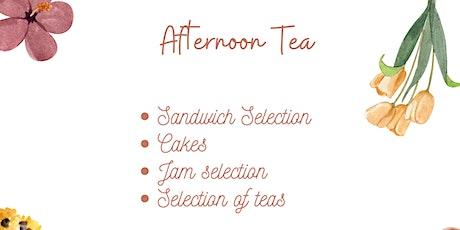 Mummy Afternoon Tea tickets