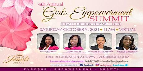 Jewels Ablaze 4th Annual Girls Empowerment Summit tickets