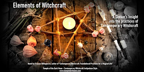 Elements of Witchcraft - Ritual tickets