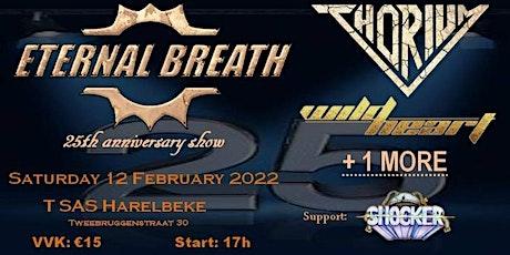25 YEARS ETERNAL BREATH tickets