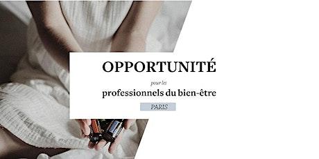 Atelier opportunité pour les professionnels du bien-être (PARIS) billets
