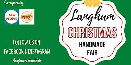 Langham Handmade Christmas Fair (Colchester) tickets