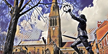 LOVE ARCHITECTURE : Guided Walk of Leicester Cathedral Quarter tickets