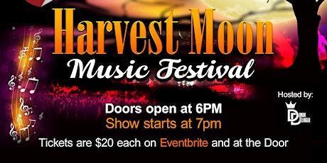 Harvest Moon Music Festival tickets