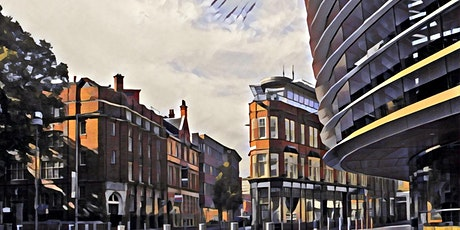 LOVE ARCHITECTURE : Guided Walk of Leicester Cultural Quarter tickets