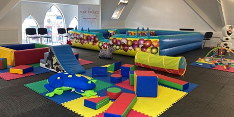 Soft Play Session tickets