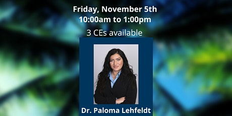 Introduction to Cannabis as a Treatment for Psychological Disease (3 CEs) tickets
