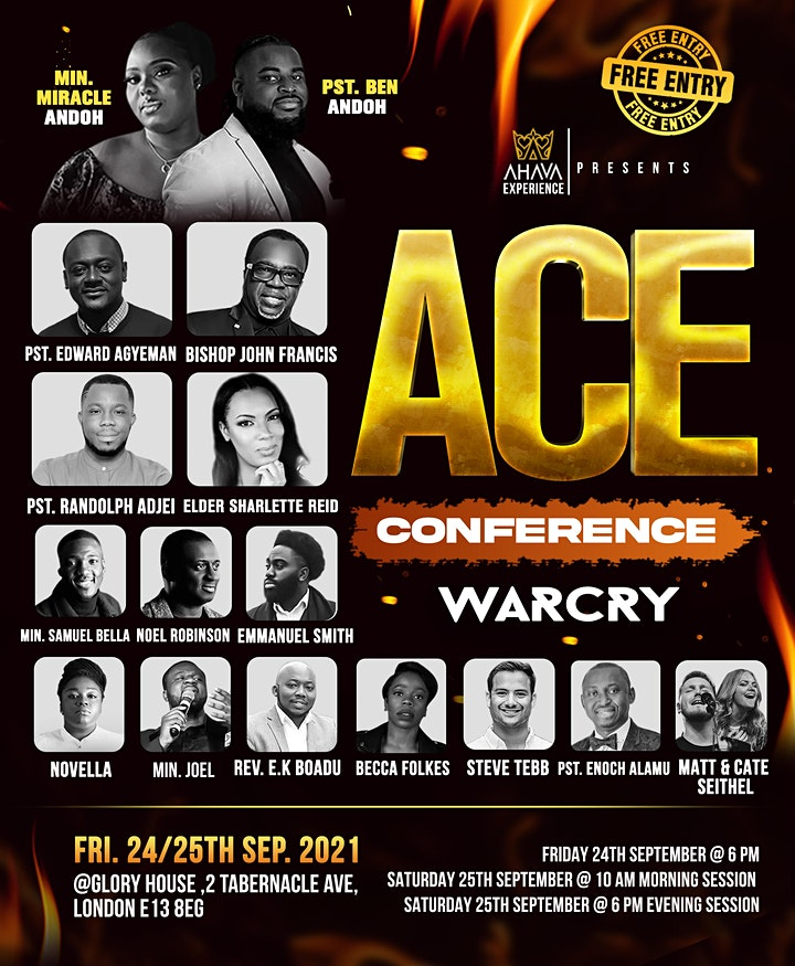 ACE Conference image