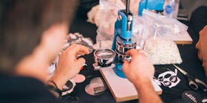 The Push Pop Up Shop - DIY Artist Merchandise Workshop